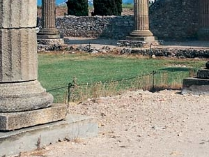 Greek Ruins Of Empuries