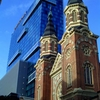 Greektown Casinohoteland St Mary R C Church Detroit