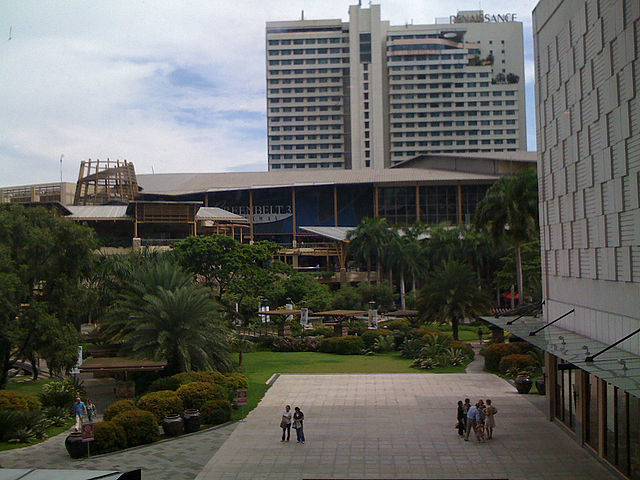 greenbelt mall makati philippines photos