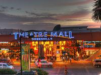 Greenhills Shopping Center