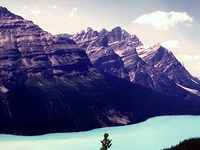 Green Lakes Mountain