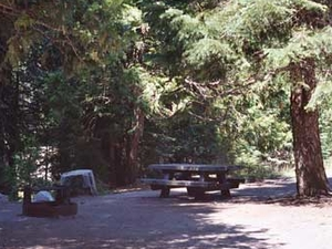 Greys Mountain Campground