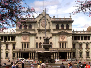 National Palace (Palacio Nacional)
