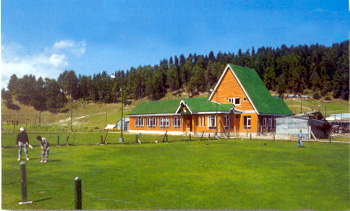 Gulmarg Golf Club