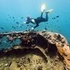 Gunboat Wreck Near Lusong Island