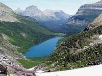 Gunsight Lake