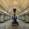 Gants Hill Tube Station Interior