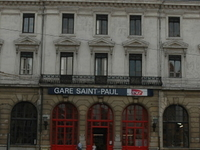 Gare de Lyon-Saint-Paul