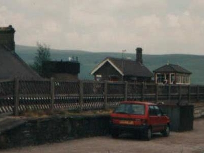 Garsdale Railway Station