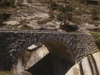 Generals Highway Stone Bridges