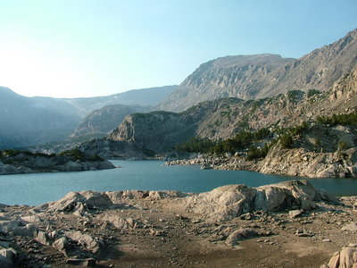 Glacier Lake