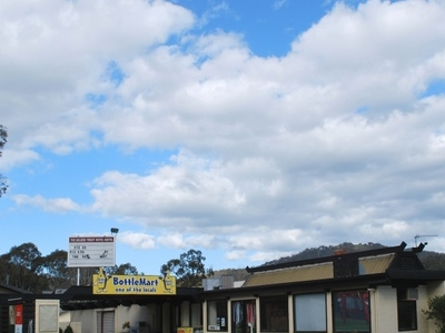 Golden  Trout  Hotel  Motel  Eildon