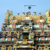 Gopuram At Ryali Temple