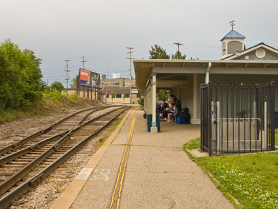 Grand  Rapids Amtrak Station