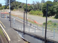 Greenlane Train Station