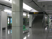Guanglan Road Station