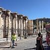 Hadrian's Library @ Acropolis Of Athens