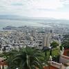 Haifa From Bahai Gardens