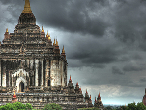 Half Day Glorious Old Bagan From Hotel Inside Bagan City Only Photos