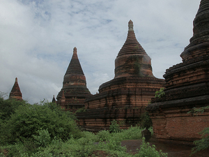 Half Day Nyaung U And Wetkyi-In Area From Hotel Inside Bagan City Only Photos
