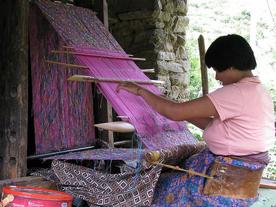Handloom Creation