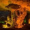 Hang Sung Sot Grotto At Halong Bay