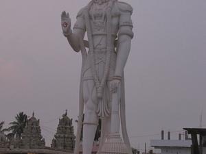 Paritala Anjaneya Swami Temple