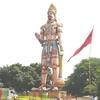 Hanuman Statue In Hanuman Vatika Temple