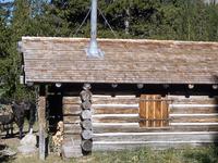 Harebell Patrol Cabin