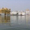 Harmandir Sahib Main Building With Akal Takht Sahib