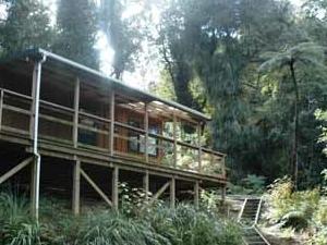 Haurangi Hut
