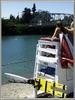 Healdsburg Beach Lifeguard On Duty