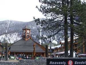 Heavenly Ski Resort