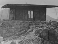 Heaven's Peak Fire Lookout