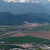 Heber Valley With Deer Creek Reservoir
