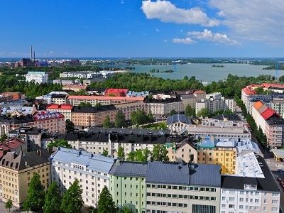 Helsinki Overview