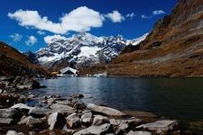 Hemkund Gurudwara Lake UT