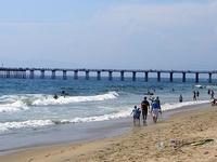 Hermosa City Beach