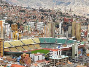 Hernando Siles Stadium