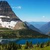 Hidden Lake In Glacier NP