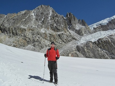 Hiking Inside Sagarmatha NP Nepal