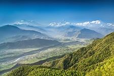 Himalayas Sarangkot - Nepal