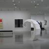 Hirshhorn Museum Basement Gallery