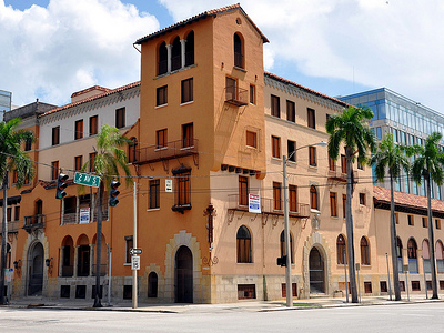 Historic YMCA Building In St. Petersburg - FL