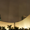 HK Cultural Center Panoramic View
