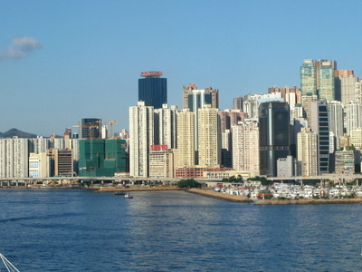 The Buildings In Tin Hau