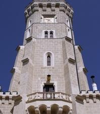 Hluboka nad Vltavou Castle