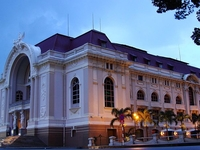 Ho Chi Minh Municipal Theatre