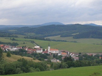 View Of The Village