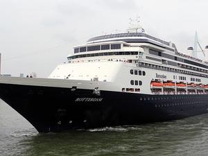 Holland America Line Cruise Ship Passengers Photos